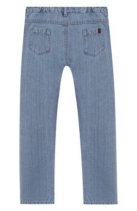 Детские джинсы TARTINE ET CHOCOLAT голубого цвета, арт. TQ22071/18M-3A | Фото 2