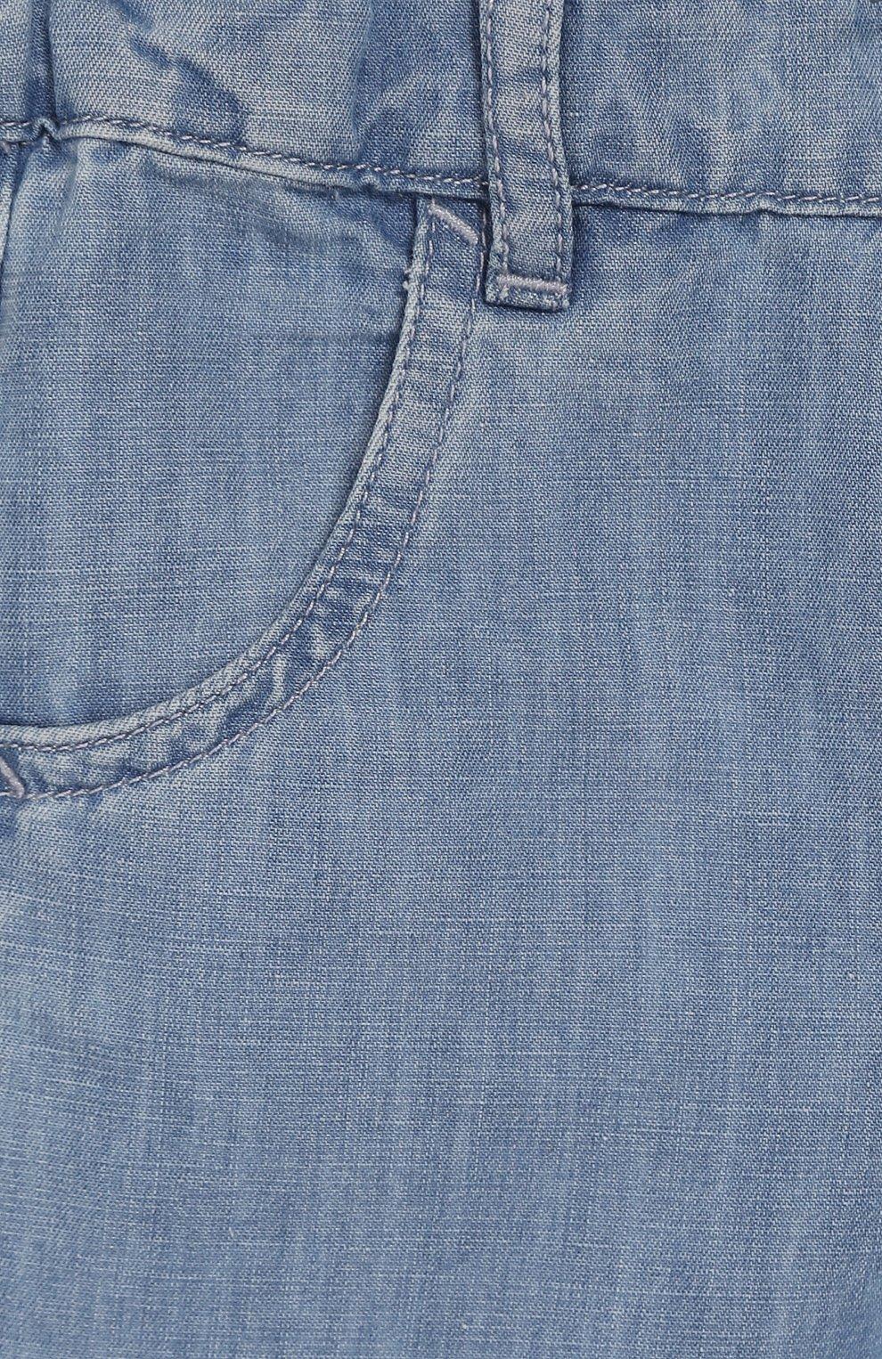Детские джинсы TARTINE ET CHOCOLAT голубого цвета, арт. TQ22071/18M-3A | Фото 3