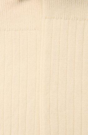 Детские гольфы COLLEGIEN белого цвета, арт. 2954 | Фото 2