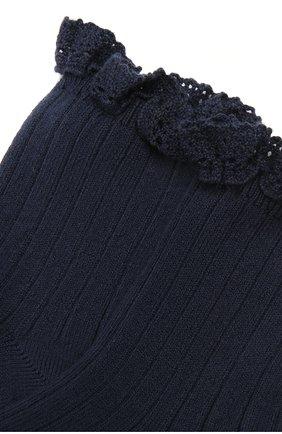 Детские носки COLLEGIEN темно-синего цвета, арт. 3455/18-35 | Фото 2