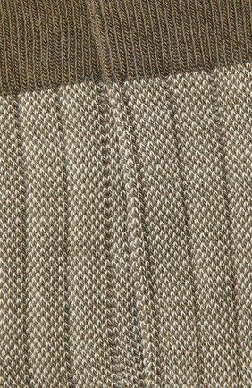 Детские носки COLLEGIEN серого цвета, арт. 6080/18-35 | Фото 2