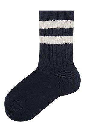 Детские носки COLLEGIEN темно-синего цвета, арт. 8470/18-35 | Фото 1