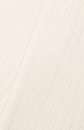 Детские колготки COLLEGIEN белого цвета, арт. 5992 | Фото 2
