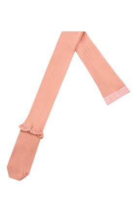 Детские колготки COLLEGIEN розового цвета, арт. 5992 | Фото 1