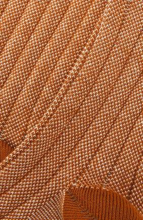 Детские носки COLLEGIEN желтого цвета, арт. 6080/36-44 | Фото 2