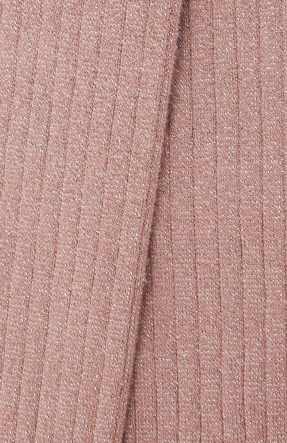 Детские колготки COLLEGIEN розового цвета, арт. 6990   Фото 2