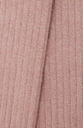 Детские колготки COLLEGIEN розового цвета, арт. 6990 | Фото 2