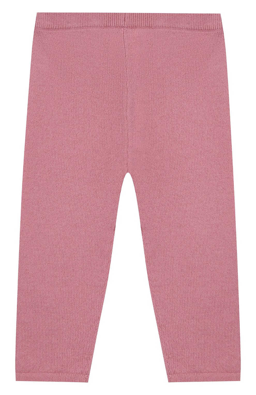 Детские кашемировые брюки LES LUTINS розового цвета, арт. 20E001/LEGGING | Фото 1