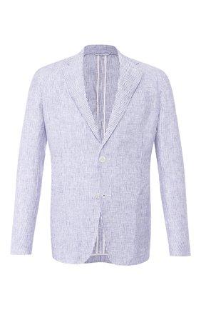 Льняной пиджак   Фото №1