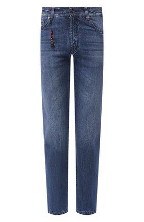 Мужские джинсы MARCO PESCAROLO синего цвета, арт. NERAN0M/41J01 | Фото 1