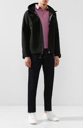 Мужская куртка BAPE черного цвета, арт. 1G20141005   Фото 2