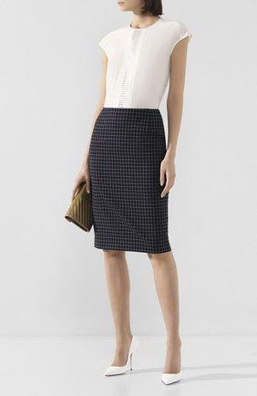 Шерстяная юбка   Фото №2