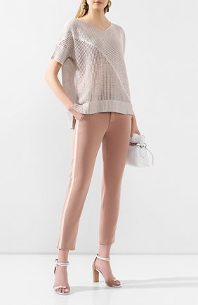 Женские брюки AG бежевого цвета, арт. SBW1995GX/DSHT | Фото 2