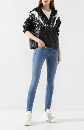 Женская анорак KORAL черно-белого цвета, арт. A4228N94 | Фото 2