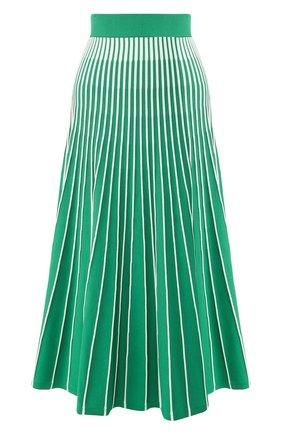Женская юбка ALEXIS зеленого цвета, арт. A1200922-6234   Фото 1