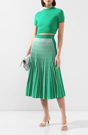 Женская юбка ALEXIS зеленого цвета, арт. A1200922-6234   Фото 2