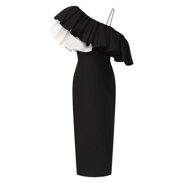 Шелковое платье Rasario