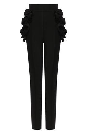 Женские брюки ULYANA SERGEENKO черного цвета, арт. PNT002FW19P (1797т19) | Фото 1