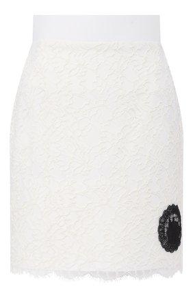 Женская юбка ULYANA SERGEENKO бежевого цвета, арт. GNC002SS20P (0512т20) | Фото 1