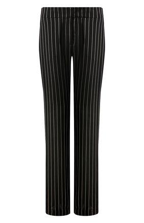 Женские брюки из вискозы ALEXANDRE VAUTHIER черно-белого цвета, арт. 202PA1251 1272-202 | Фото 1