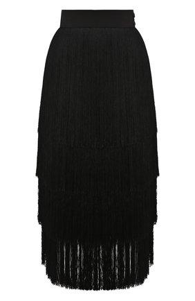 Женская юбка HYKE черного цвета, арт. 14087 | Фото 1