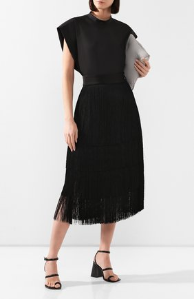 Женская юбка HYKE черного цвета, арт. 14087 | Фото 2