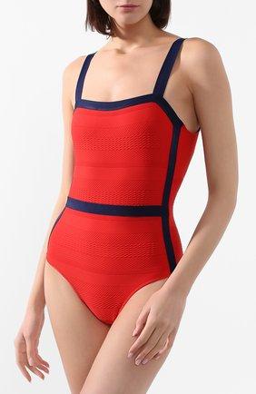 Женский слитный купальник ANDRES SARDA красного цвета, арт. 3408531 | Фото 2