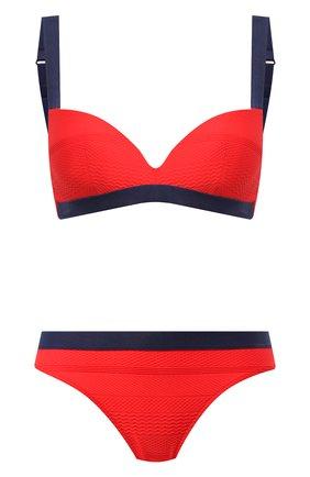 Женский раздельный купальник ANDRES SARDA красного цвета, арт. 3408516-34085500 | Фото 1