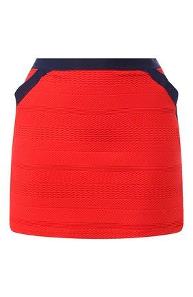 Женская юбка ANDRES SARDA красного цвета, арт. 3408577 | Фото 1