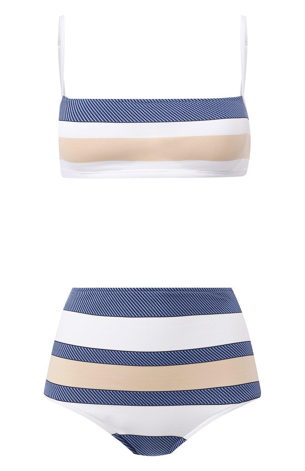 Женский раздельный купальник ANDRES SARDA белого цвета, арт. 3408915-3408957 | Фото 1