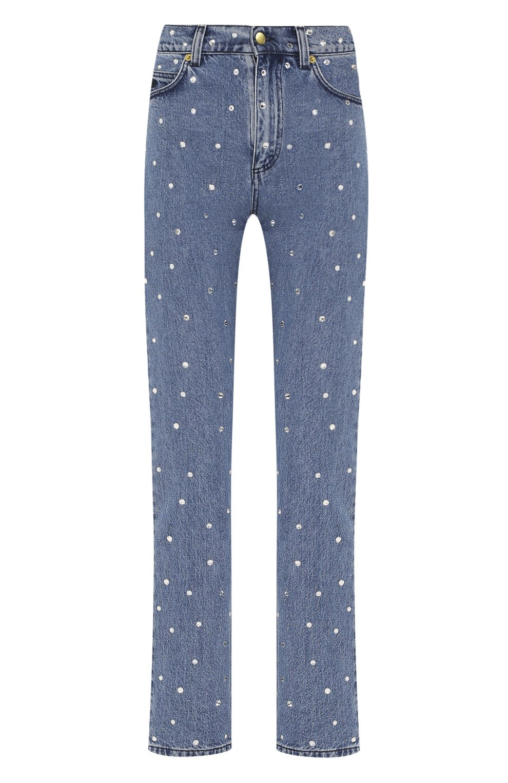 Женские джинсы PHILOSOPHY DI LORENZO SERAFINI голубого цвета, арт. A0332/2130   Фото 1