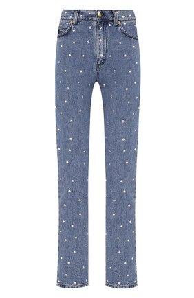 Женские джинсы PHILOSOPHY DI LORENZO SERAFINI голубого цвета, арт. A0332/2130 | Фото 1
