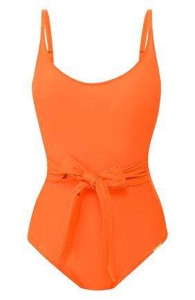 Женский слитный купальник FURSTENBERG оранжевого цвета, арт. BA 160/38371 | Фото 1