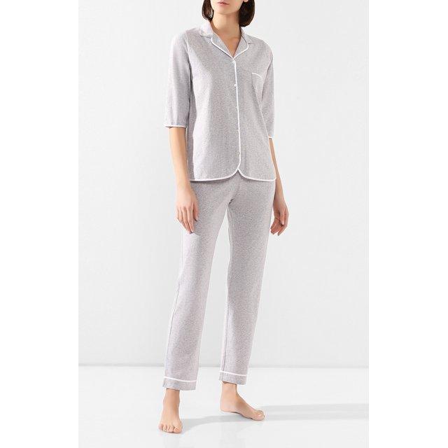 Хлопковая пижама Le Chat