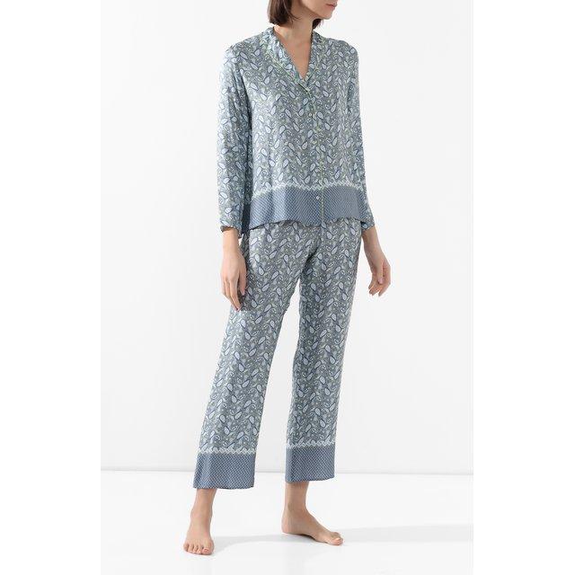 Пижама из вискозы Le Chat
