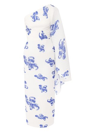 Женское платье SOLACE голубого цвета, арт. 0S26057A | Фото 1
