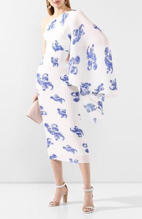 Женское платье SOLACE голубого цвета, арт. 0S26057A | Фото 2