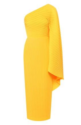 Женское платье SOLACE оранжевого цвета, арт. 0S26057 | Фото 1