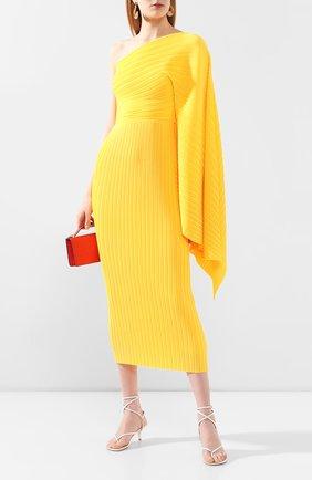 Женское платье SOLACE оранжевого цвета, арт. 0S26057 | Фото 2