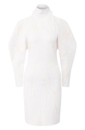 Женское платье PROENZA SCHOULER белого цвета, арт. R2027417-KY182 | Фото 1