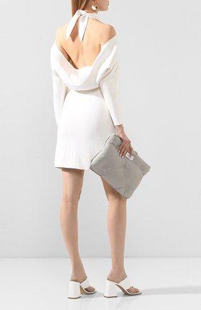 Женское платье PROENZA SCHOULER белого цвета, арт. R2027417-KY182 | Фото 2