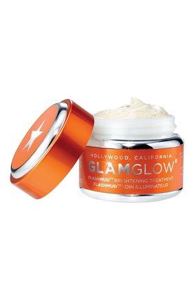 Женская маска для лица с эффектом сияния glamglow flashmud brightening treatment GLAMGLOW бесцветного цвета, арт. 889809002633 | Фото 2