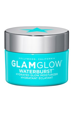 Женское крем для лица увлажняющий waterburst glam-to-go GLAMGLOW бесцветного цвета, арт. 889809007492 | Фото 1