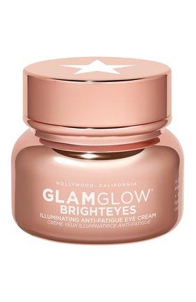 Женского крем для глаз brighteyes eye cream GLAMGLOW бесцветного цвета, арт. 889809008086 | Фото 1