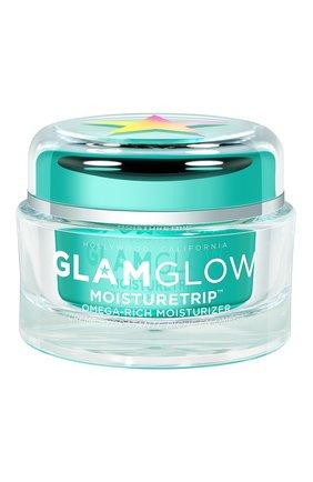 Женское увлажняющий крем для лица moisturetrip omega-rich moisturizer GLAMGLOW бесцветного цвета, арт. 889809008529 | Фото 1