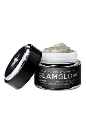 Женская отшелушивающая маска для лица youthmud glow stimulating treatment GLAMGLOW бесцветного цвета, арт. 889809009007 | Фото 2