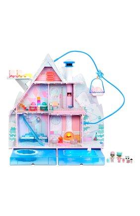 Детского игрушка lol зимнее шале MGA разноцветного цвета, арт. 562207   Фото 1