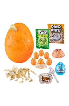 Детского smashers гигантское яйцо динозавра BANDAI разноцветного цвета, арт. 7448 | Фото 1