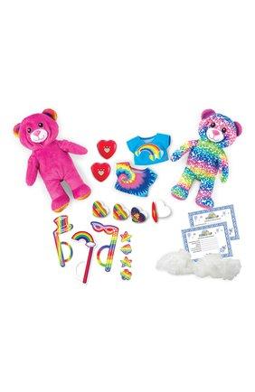 Детского игрушка build-a-bear SPIN MASTER разноцветного цвета, арт. 90303   Фото 2