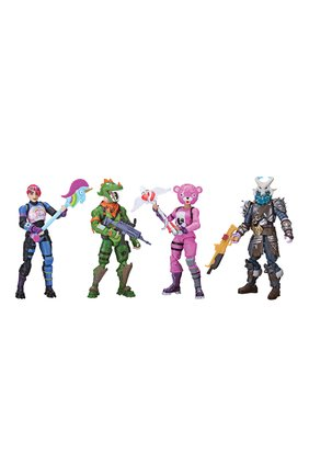 Детского набор из 4-х фигурок fortnite SPIN MASTER разноцветного цвета, арт. FNT0019   Фото 1